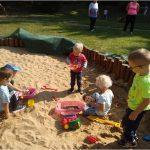 Momentky ze školní zahrady